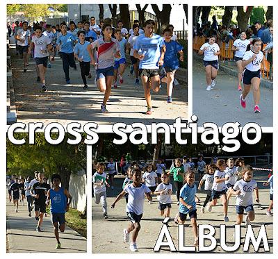 Cross Apóstol Santiago