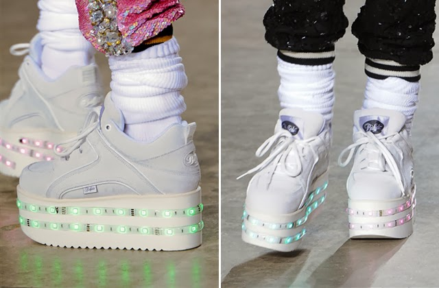 Ashish's Light-Up Platform Sneakers Are Coming to a Topshop Near You