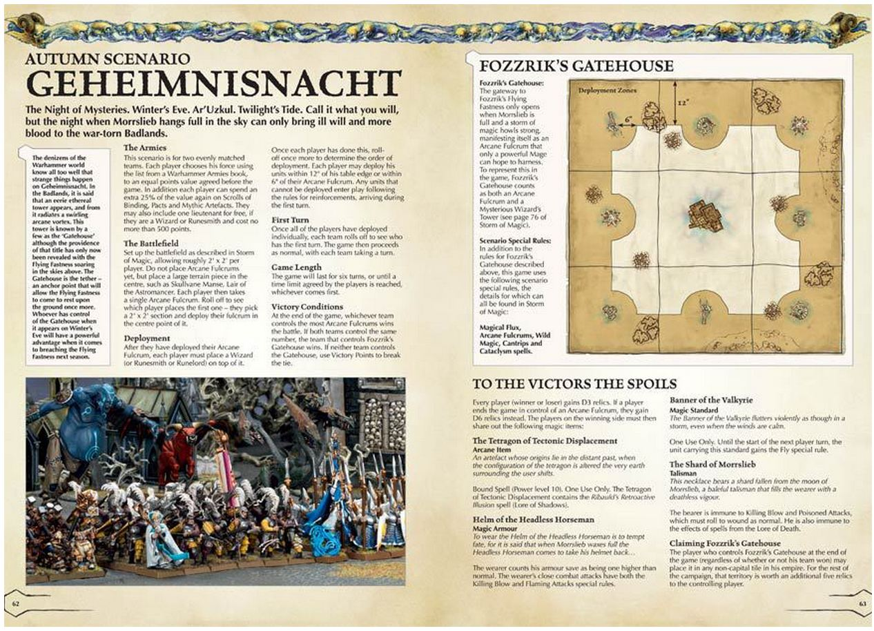 Warhammer Rules pdf