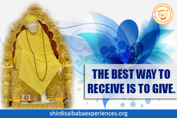 Sai Baba Consoles On Mother's Death In Shirdi - Experience Of Vinod