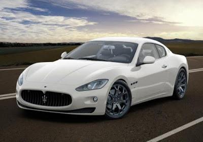 Maserati GranTurismo: ensures precise correction driving