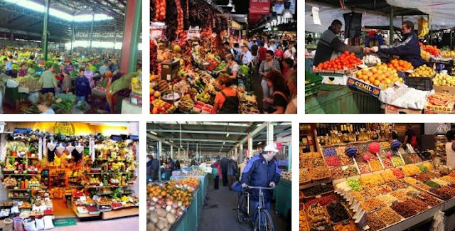The 10 main countries that supply the Albanian market with grocery