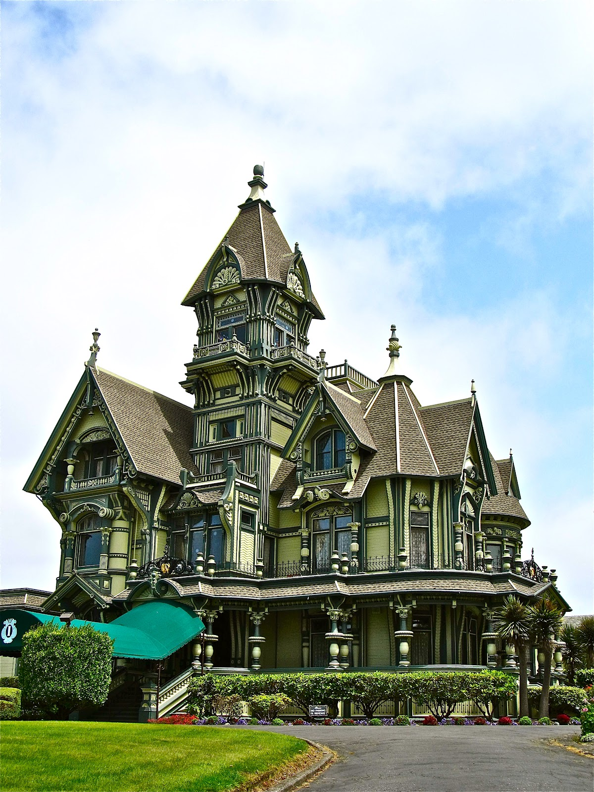 Quot Calgary Stampede Trip Quot Quot The Carson Mansion In Eureka Ca Quot