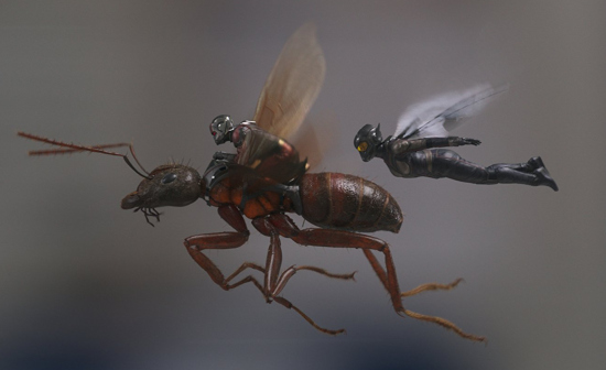 Ant-Man y La Avispa (Ant-Man and The Wasp)