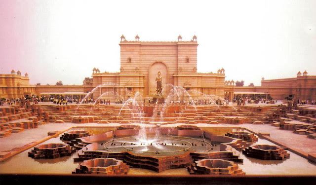 major tourist attraction in delhi