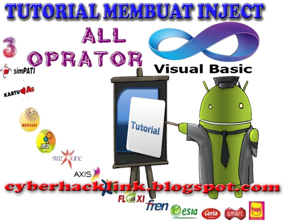 Ebook Cara Membuat Inject SSH All OPSEL Menggunakan VB6