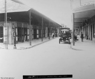 Historia del Mercado Publico Municipal de la Ciudad de Colon