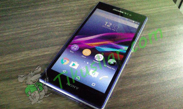 Spesifikasi Sony Xperia Z1 Docomo (SO-01F)