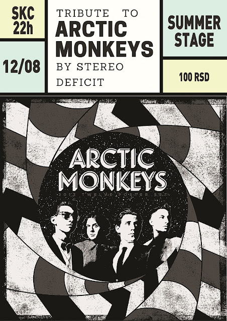 Stereo Dificit - Tribute to Artic Monkies