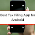 Best Tax Filing App for Android
