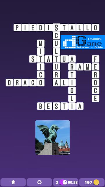 Soluzioni One Clue Crossword livello 11 schemi 13 (Cruciverba illustrato)  | Parole e foto