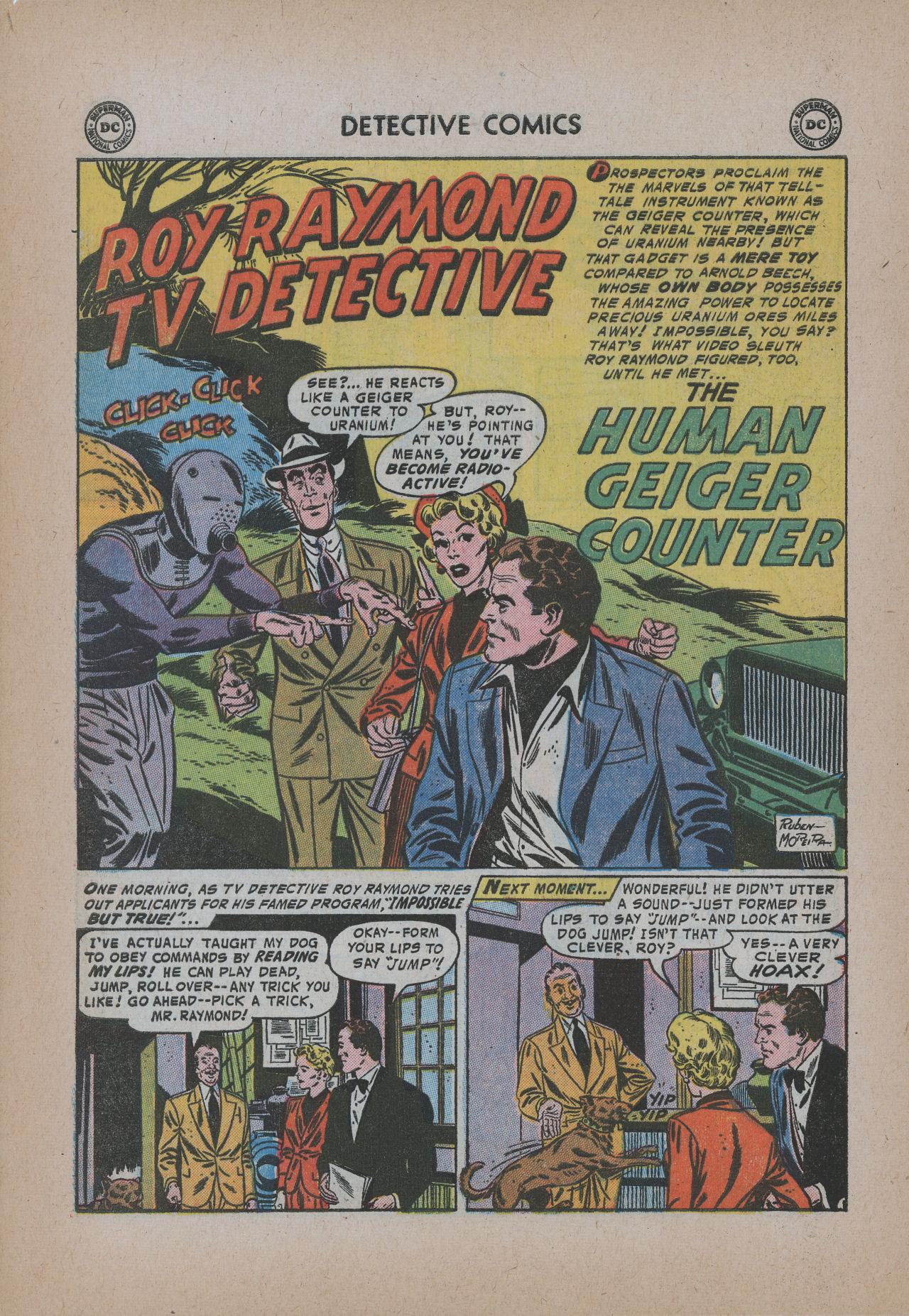 Detective Comics (1937) 221 Page 27