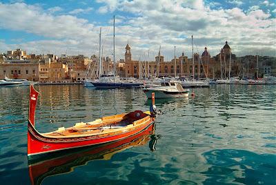 Malta, imbarcazione tipica