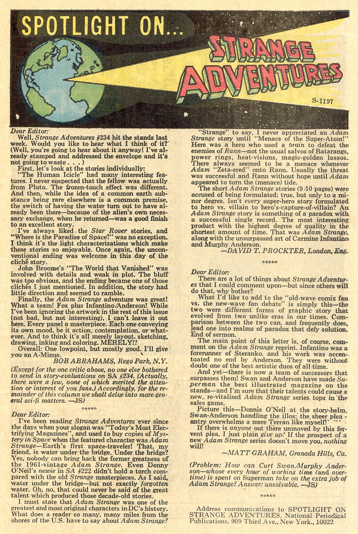 Strange Adventures (1950) issue 236 - Page 48