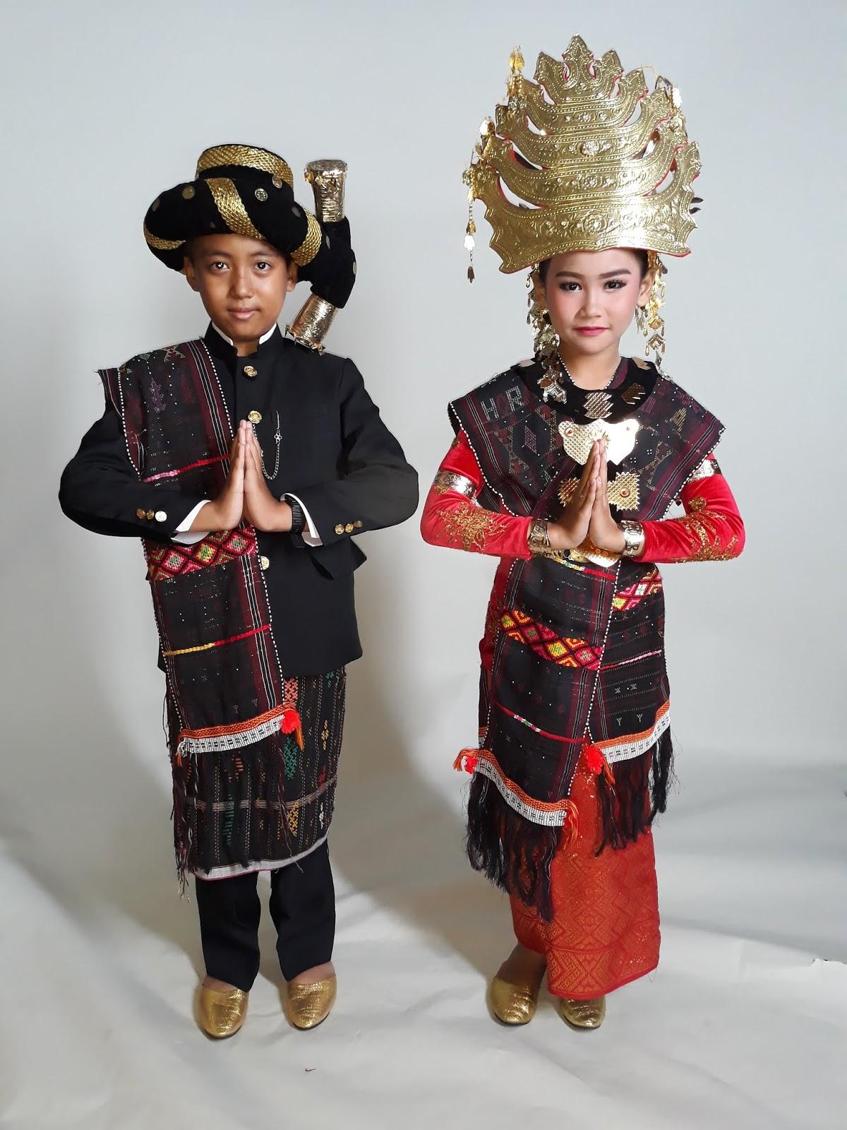 Jual Pakaian Adat Anak Di Semarang