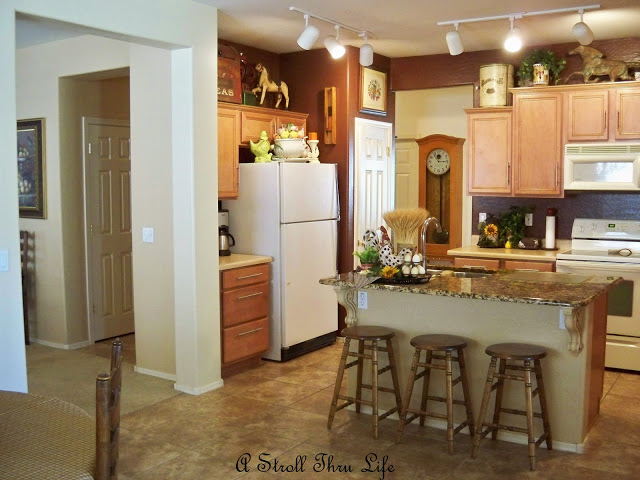 A Stroll Thru Life: All About The Details Kitchen Home Tours