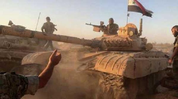 الجيش السوري يستعيد السيطرة على عددا من القرى والبلدات في ريف درعا