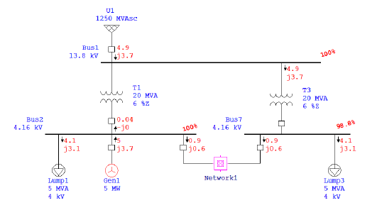 Electrical Power System Engineering   Etap Tutorial