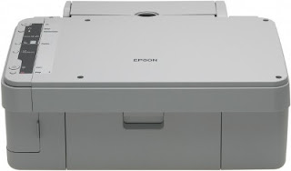 The printer came inwards the master corton Epson EC-01 Driver Download
