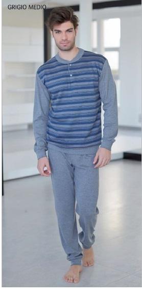 piżama_włoska_męska_bielizna_Enrico_coveri_rzymskie_zakupy