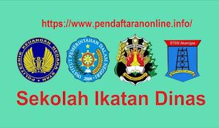 Persyaratan Pendaftaran Sekolah Ikatan Dinas 2018/2019
