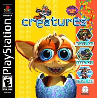 descargar creatures psx mega