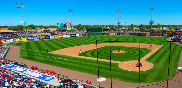 Philadelphia Phillies release Spring Training and report dates