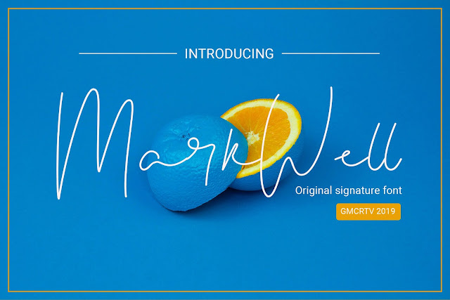 Markwell Download Font Free