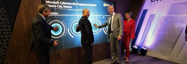 Microsoft abre centro de segurança para combater o cibercrime na América Latina