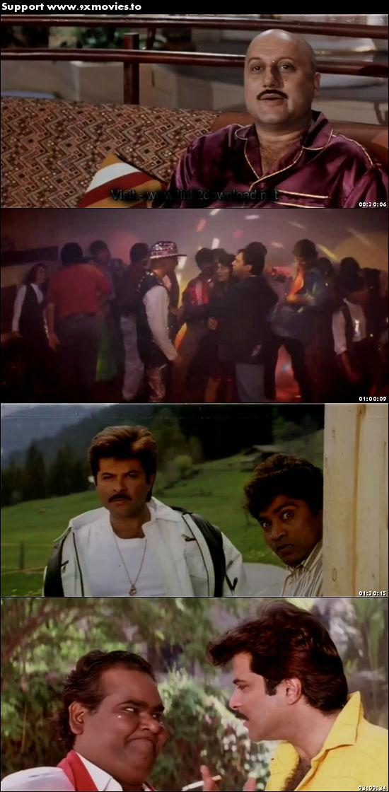 Deewana Mastana 1997 Hindi 720p DVDRip 1.1GB