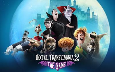Hotel Transylvania 2 v1.1.76 MOD APK (Unlimited Money + Coins + Gems) 2