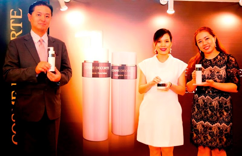 Beauty Buzz, COSME DECORTE Cellgenie Skincare, COSME DECORTE, Cellgenie Skincare, COSME DECORTE Malaysia