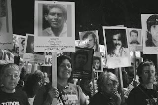 20 Marcha del Silencio. Montevideo.