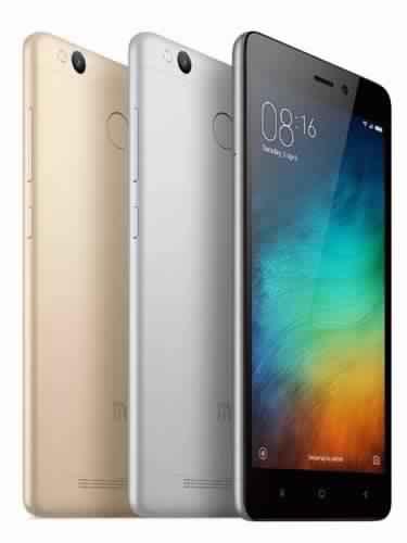 مواصفات وسعر Xiaomi Redmi 3s Prime بالصور والفيديو