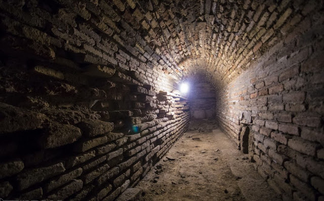 Historic water supply network discovered under Iranian city of Isfahan
