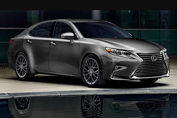 Spesifikasi dan Harga Lexus ES April 2018
