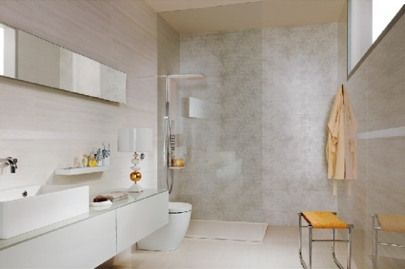 Implementing Awesome Bathroom Wall Cladding Ideas Just4Female
