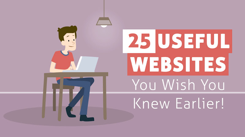 25 Useful and Entertaining Websites You've Probably Never Heard Of