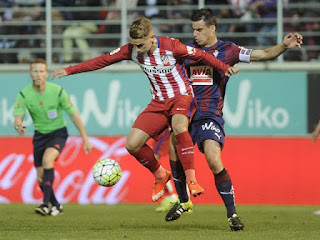 Eibar vs Atlético Madrid