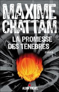 La Promesse des Ténèbres de Maxime Chattam