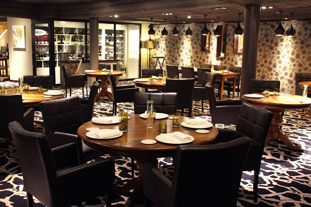 Jean Sulpice, Michelin-starred restaurant in Val Thorens, French Alps - fine dining in France