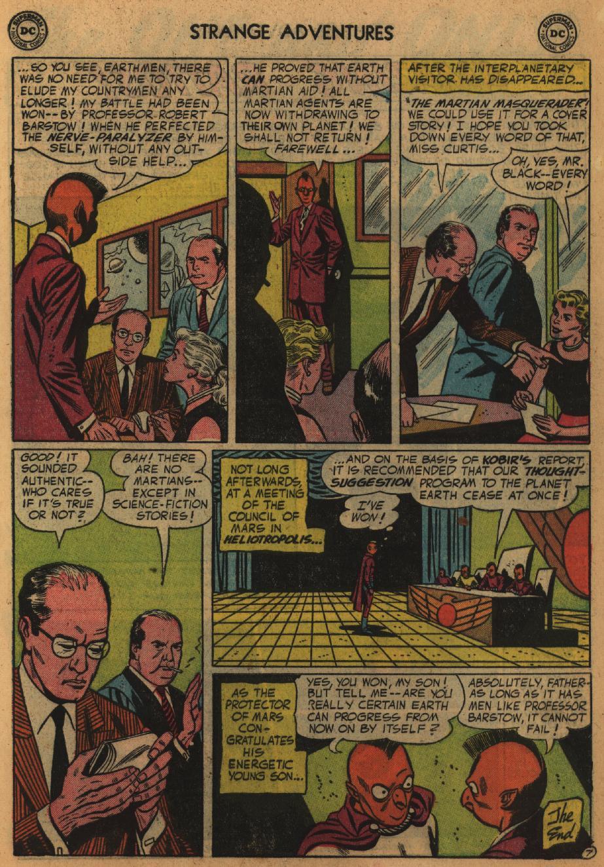 Strange Adventures (1950) issue 67 - Page 9