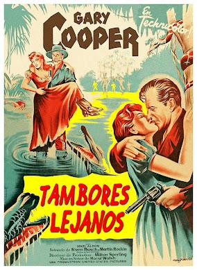 Tambores lejanos (1951) Descargar y ver Online Gratis