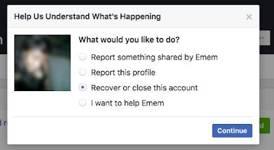 deactivate Old Facebook Account