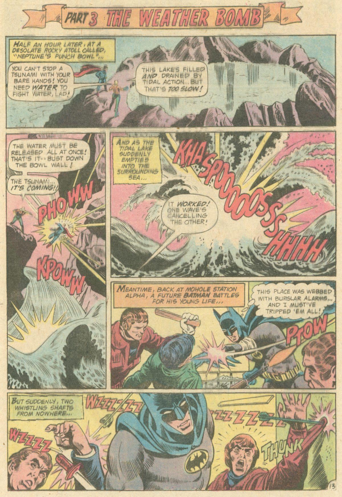 Read online World's Finest Comics comic -  Issue #231 - 25