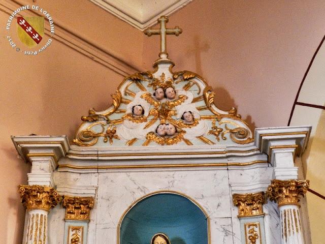 RECLONVILLE (54) - Église Saint-Sylvestre (XVIIIe siècle)