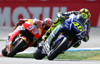 Hasil Balap MotoGP Assen Belanda 27 Juni 2015 di Trans 7