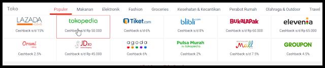 Trik Belanja Online dapet Diskon plus dikasih tambahan Uang setiap Belanja? Mau..