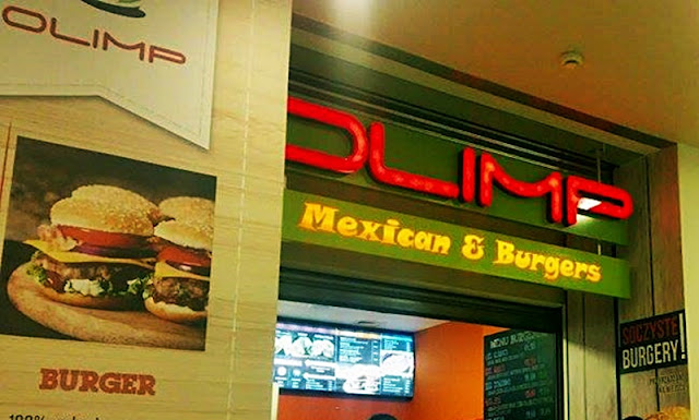 OLIMP Mexican & Burgers