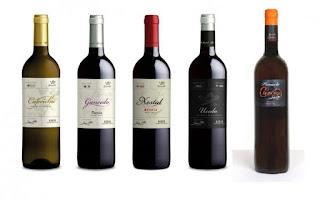 vinos de bodegas gancedo